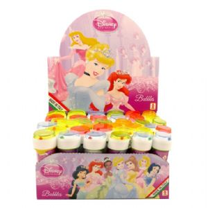 36 x Disney Princess - Puzzle Maze Tub Bubbles 60ml Wholesale Bulk Buy